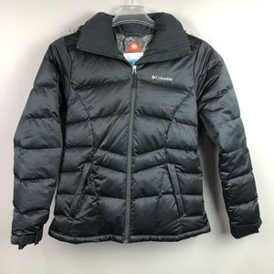 Columbia Down Puffer Jacket with detachable Hood